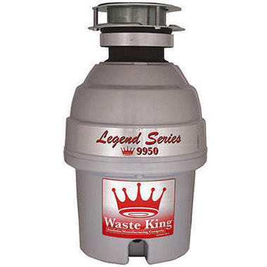 Waste King® Legend® 9950 Disposer 3/4 Disposer