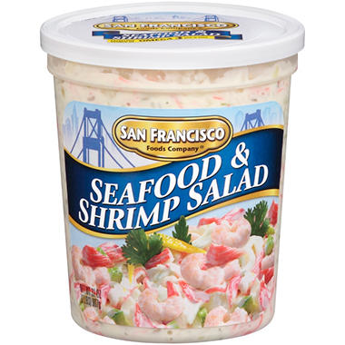 San Francisco? Seafood & Shrimp Salad - 32 oz.