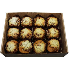 Case Sale: 3 oz. Banana Nut Muffins (120 ct.)