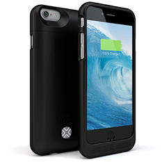 Lenmar Maven iPhone 6/6s MFi Certified Battery Charging Case (Assorted Colors)