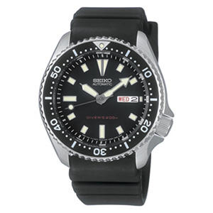 Seiko Men's Automatic Dive Watch