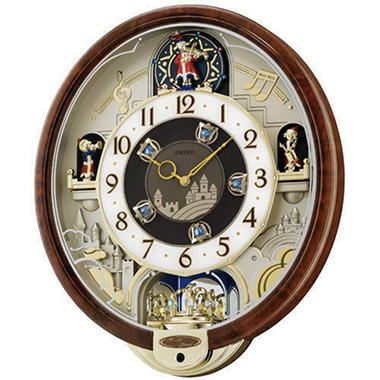 Seiko 6 Melody Wall Clock