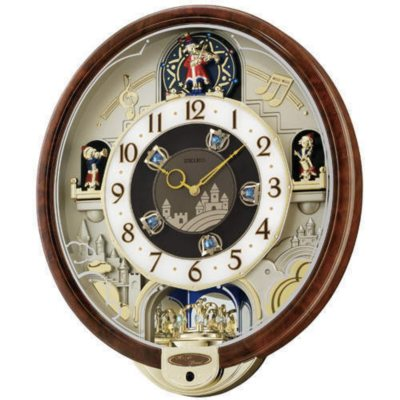 seiko 6 melody wall clock member reviews sams club