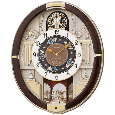 Seiko Melodies in Motion Wall Clock
