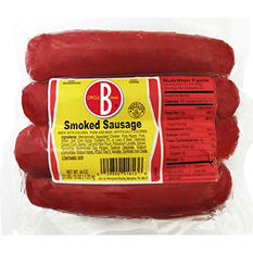 Circle B Mild Smoked Sausage (44 oz.)