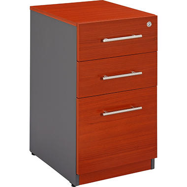 Park Avenue Pedestal File Cabinet - 3 Drawers