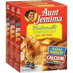 Aunt Jemima Buttermilk Complete Pancake & Waffle Mix - 3/32 oz.
