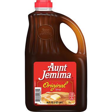 Aunt Jemima® Original Syrup - 64 fl. oz.