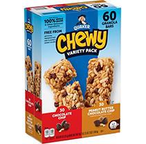 UPC 030000313169 - Quaker Chewy Granola Bar Variety Pack ... Quaker Chewy Granola Bars Barcode