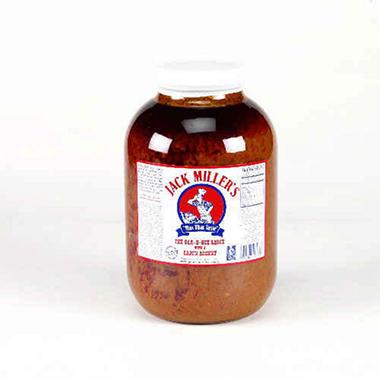 Jack Miller's BBQ Sauce - 1 gal.