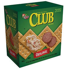 Keebler Club Crackers (13.7 oz., 3 pk.)