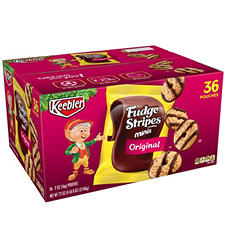 Keebler Fudge Stripes (2 oz., 36 pks.)