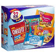 Keebler Cookies and Crackers Variety Pack - 32 ct.