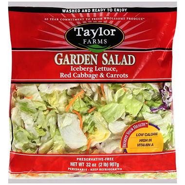 Taylor Farms Garden Salad - 2 lb.