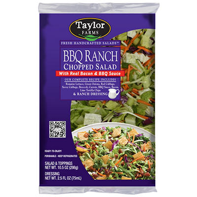 Taylor Farms® BBQ Ranch Chopped Salad
