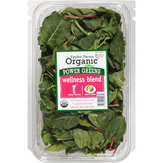 Taylor Farms Organic Power Greens Wellness Blend (16 oz.)