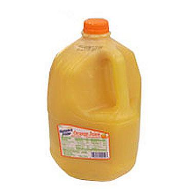 Nature's Pride Orange Juice - 1 gal.