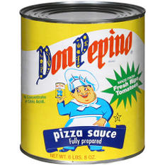 Don Pepino® Pizza Sauce - 104oz