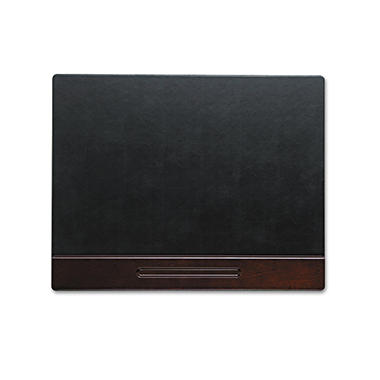 Eldon Expressions Pencil Ledge Desk Pad