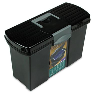 Rubbermaid Portable Global File Keeper