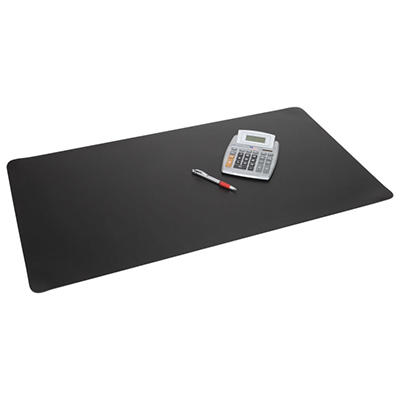 Artistic - Rhinolin II Desk Pad with Microban, 24 x 17 -  Black