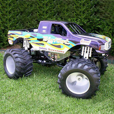 Remote Control Bigfoot Truck