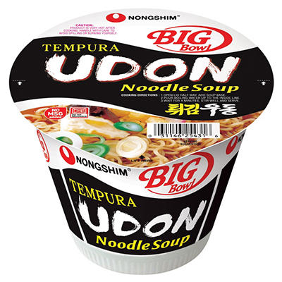 Udon Big Bowl - 4 oz. - 12 pk.