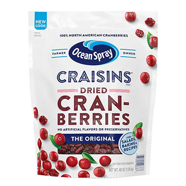 Ocean Spray� Craisins� - 48 oz. bag