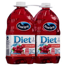Ocean Spray Diet Cranberry Juice Drink (64 fl.oz., 2 ct.)