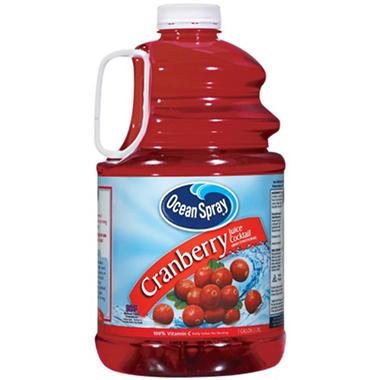 Ocean Spray Cranberry Cocktail (128 oz.)