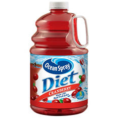 Ocean Spray Diet Cranberry - 1 gal.