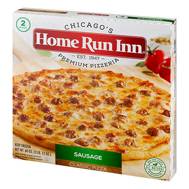 Home Run Inn Classic Sausage Pizzas - 2 pk. - 60 oz.