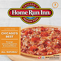 Home Run Inn All Natural Thin Crust 3-Meat Pizza (67.5 oz., 3 pk.)