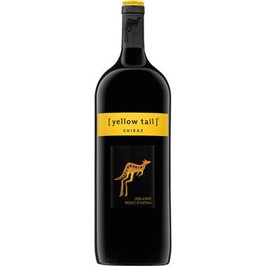 Yellow Tail Shiraz - 1.5 Liter
