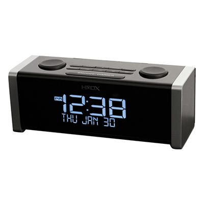Homedics Wireless Clock Radio