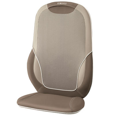 HoMedics MCS-510H Total Back + Shoulder Shiatsu Massage Cushion