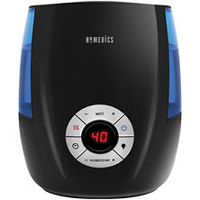 HoMedics Warm and Cool Mist Ultrasonic Humidifier
