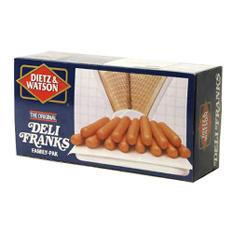 Dietz & Watson Deli Franks - 5 lbs.