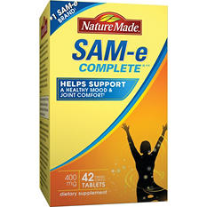 Nature Made SAM-e Complete - 400mg - 42 ct.