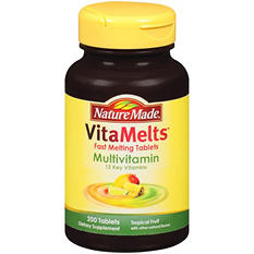 Nature Made Vita Melts Multivitamins - Tropical Fruit (200 ct.)