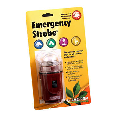 Emergency Strobe Visual Locator