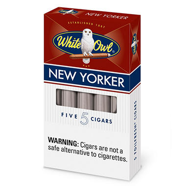 White Owl Grape Cigarillos, 2 for $0.99 (60 ct.)
