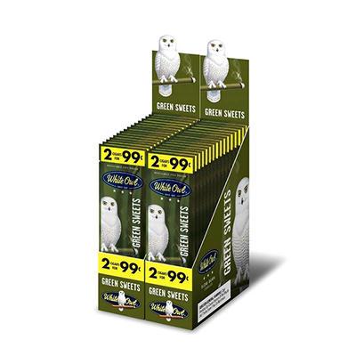 White Owl Foil Fresh Sweet Cigarillos - 60 ct.