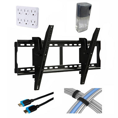"Atlantic Titling Mount Kit - Flat Screen TV - 37"" to 70"""