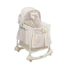 Kolcraft Cuddle 'n Care 2-in-1 Bassinet & Incline Sleeper