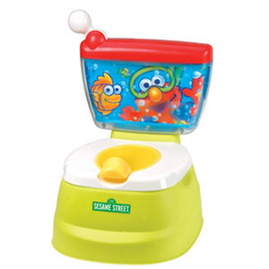 Sesame Elmo Adventure Potty Chair