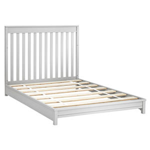 Sealy Bella 4-in-1 Convertible Bed Rails Kit, Light Gray