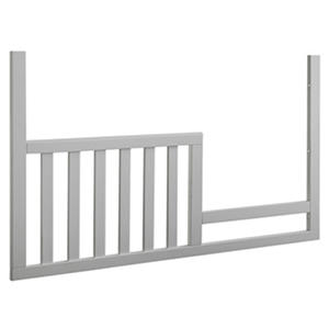 Sealy Bella 3-in-1 Convertible Crib Conversion Kit, Light Gray