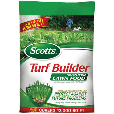 Scotts� Turf Builder� West-South Fertilizer -12M