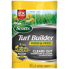 Scotts Turf Builder Weed & Feed 3